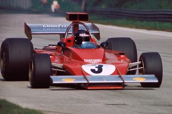 Jacky Ickx, Ferrari 312B3