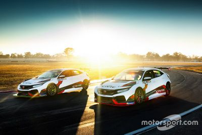 TCR Australia: Tony D'Alberto announcement