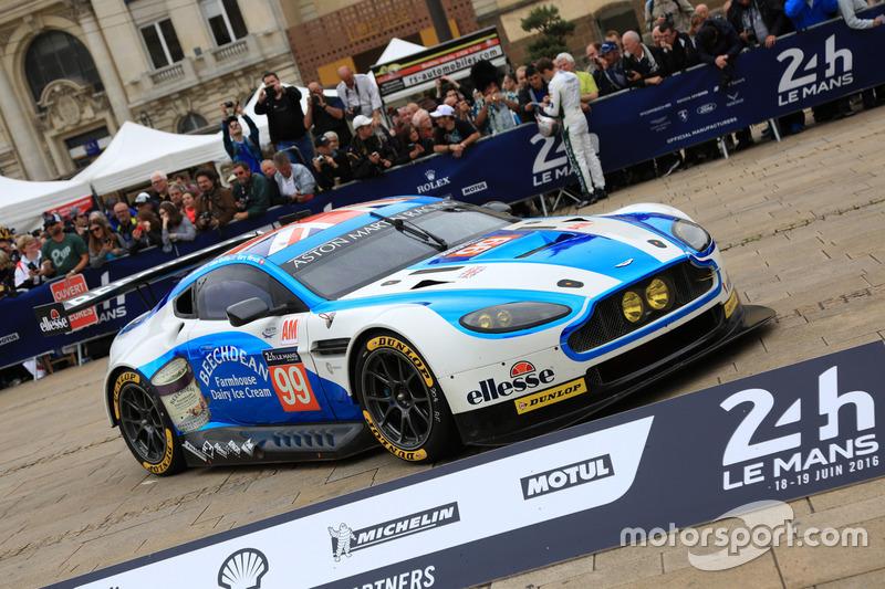 #99 Aston Martin Racing Aston Martin Vantage GTE