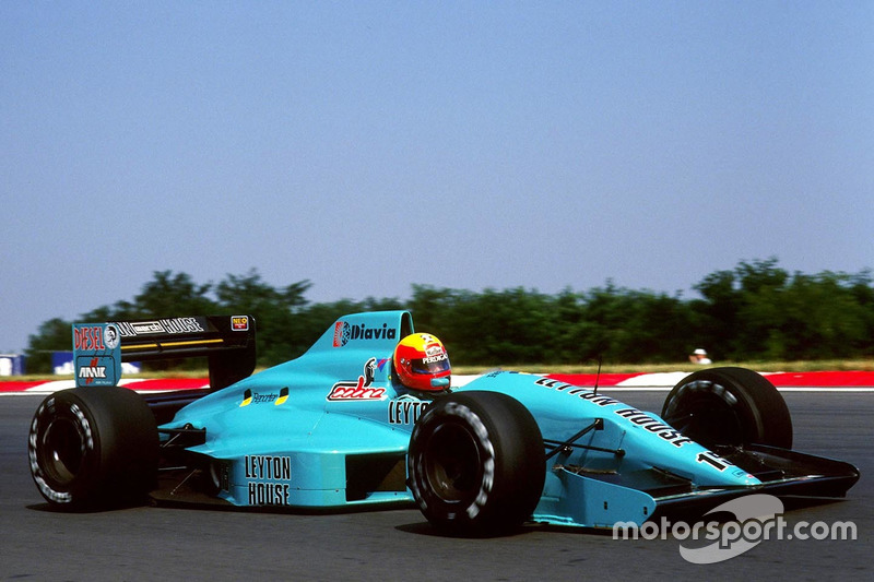 Leyton House - March