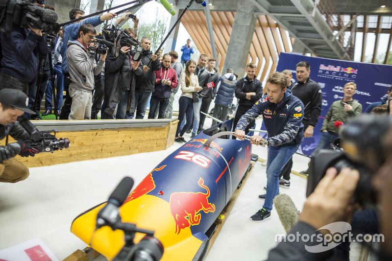 Daniil Kvyat, Red Bull