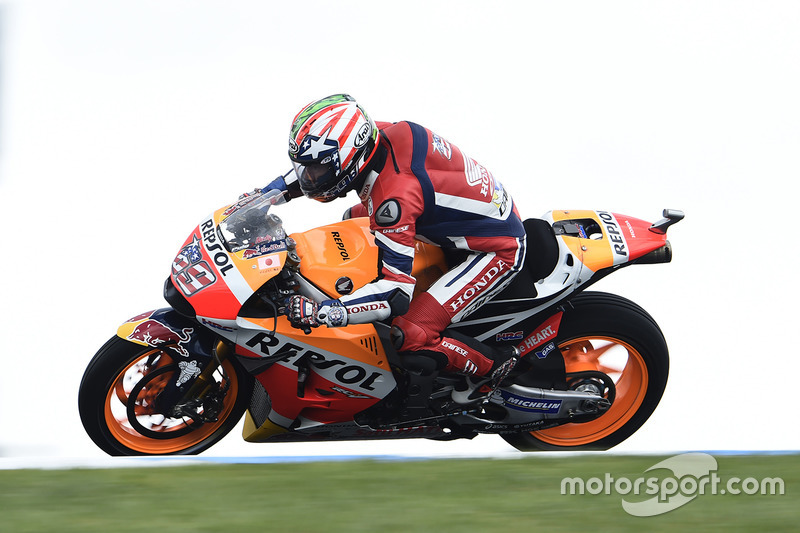 7. Nicky Hayden, Repsol Honda Team