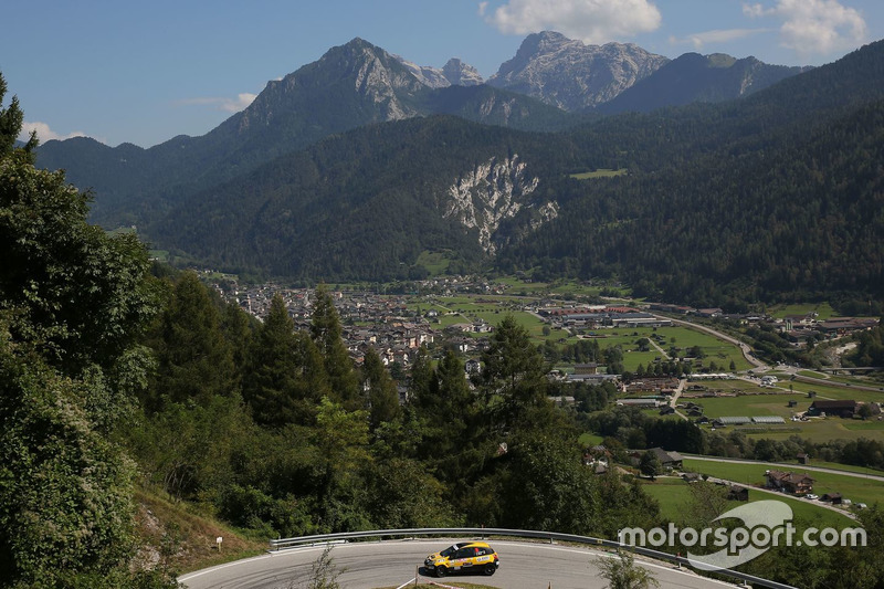 Roberto Vescovi, Giancarla Guzzi, Renault Clio R R3C, A.S.D Gr Sport