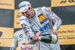 Podium, Christian Vietoris, Mercedes-AMG Team Mücke, Mercedes-AMG C63 DTM