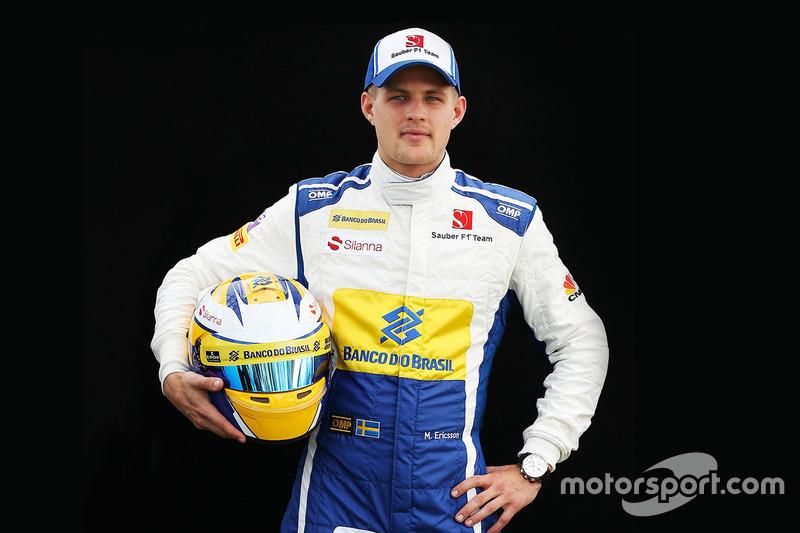 #9 Marcus Ericsson, Sauber
