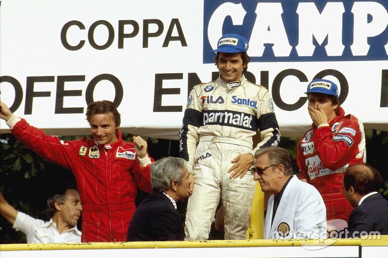 1983: Endspurt im WM-Kampf