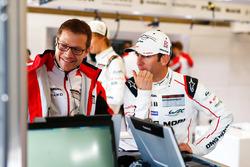 Andreas Seidl, Principal, Romain Dumas, Porsche Team