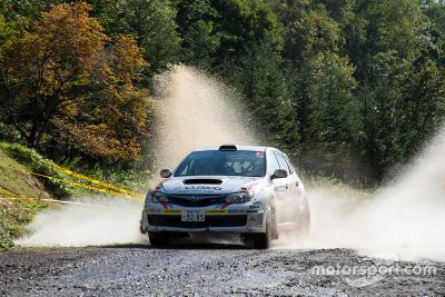 Asia Pacific Rally Championship: Japan