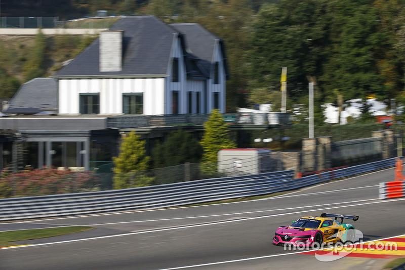 #5 Oregon Team, Renault RS01: Rodrigo Baptista, Adalbert Baptista