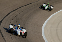 Gabby Chaves, Dale Coyne Racing Honda, Conor Daly, Dale Coyne Racing Honda