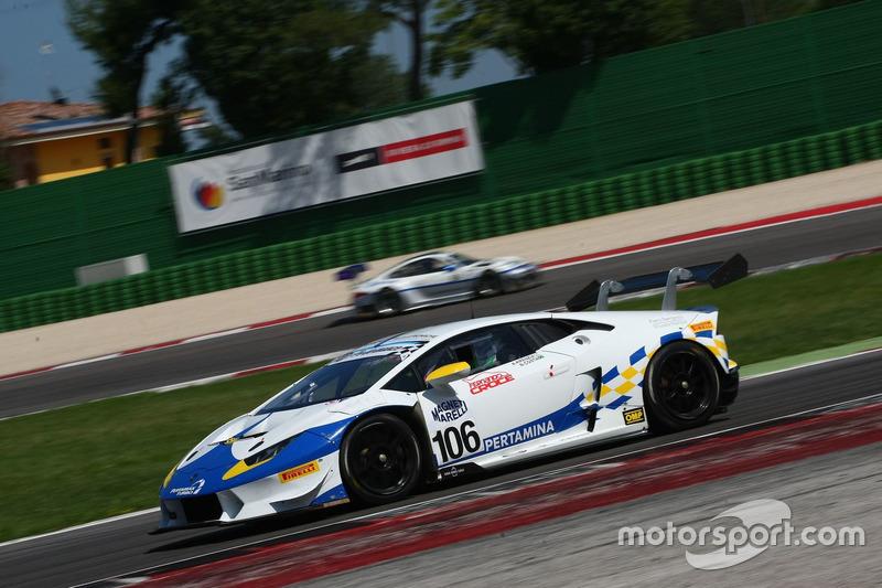 Krenzia e Nicolas Costa, Vincenzo Sospiri Racing