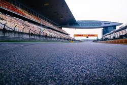 Aspectos del Shanghai International Circuit