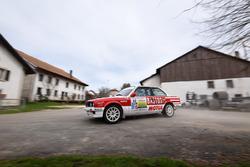 Nicolas Jolidon, Pierre-Alain Hertzeisen, BMW 325i