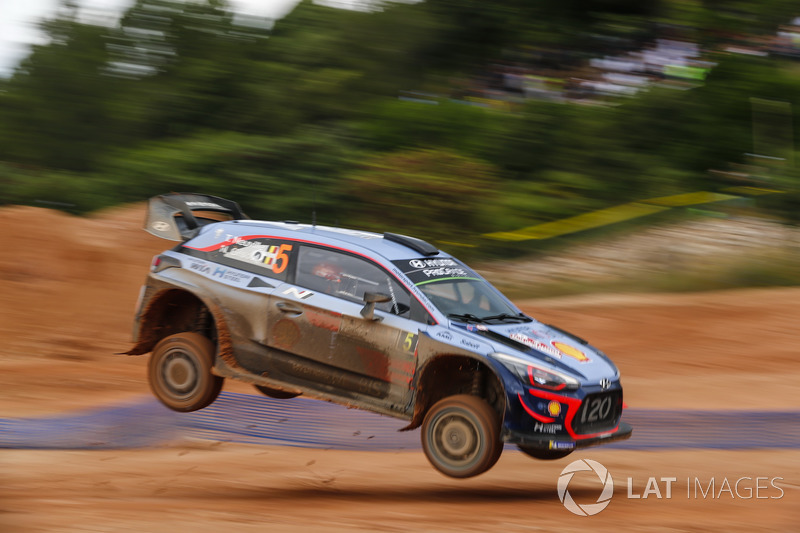 Тьерри Невилль и Николя Жильсуль, Hyundai i20 Coupe WRC
