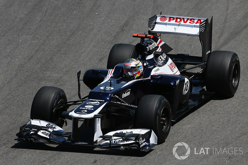 2012: Williams-Renault FW34