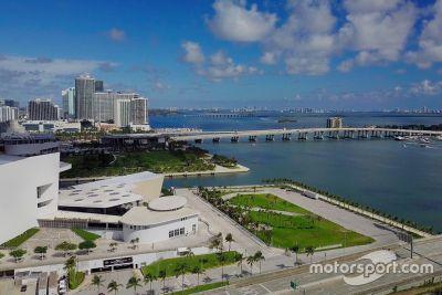 Miami F1 muhtemel pist düzeni