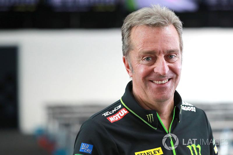Herve Poncharal, Monster Yamaha Tech 3 Team Principal