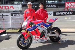 Team HRC Honda tanıtımı