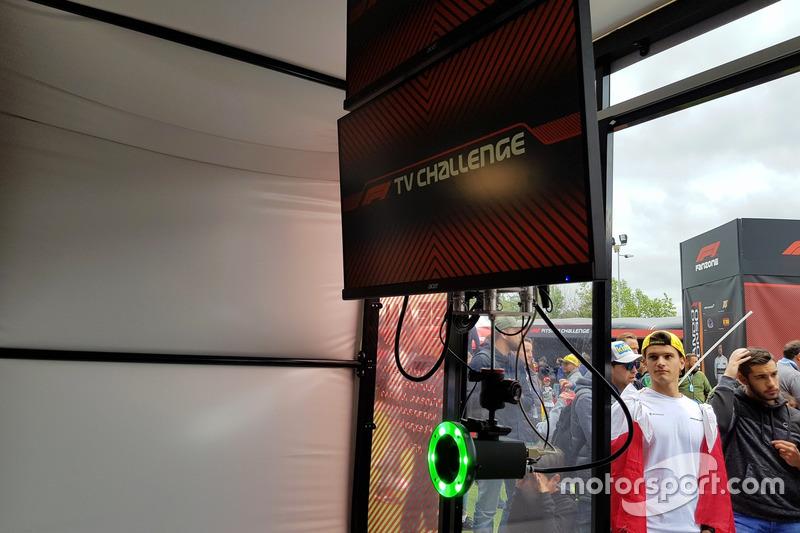Bagaimana rasanya menjadi komentator F1?