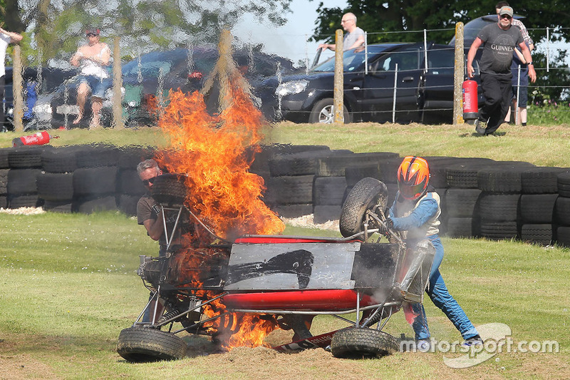 Crash de Nelson Rowe