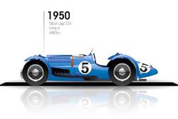 1950 Talbot Lago T26