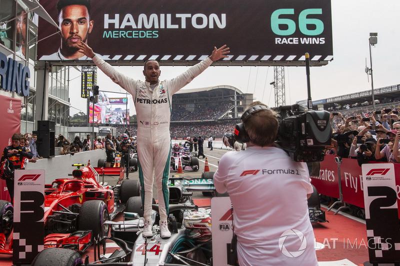 66 - GP de Alemania 2018, Mercedes