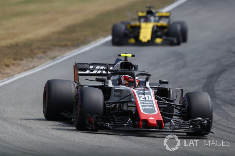 P11: Kevin Magnussen, Haas F1 Team VF-18