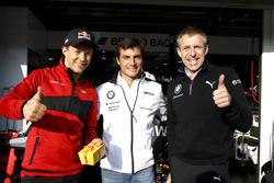 Bruno Spengler, BMW Team RBM, Mattias Ekström, Audi Sport Team Abt Sportsline, Bart Mampaey, Team principal, BMW Team RBM