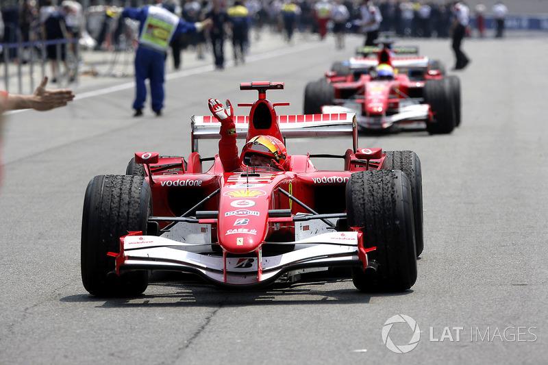 Ferrari - 2006 (GP Amerika)