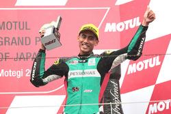 Третє місце Хафіз Сайрін, Petronas Raceline Malaysia