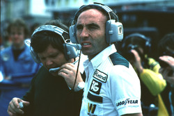 Frank Williams and Patrick Head