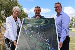 Proyecto de diseño de la pista de Rockhampton