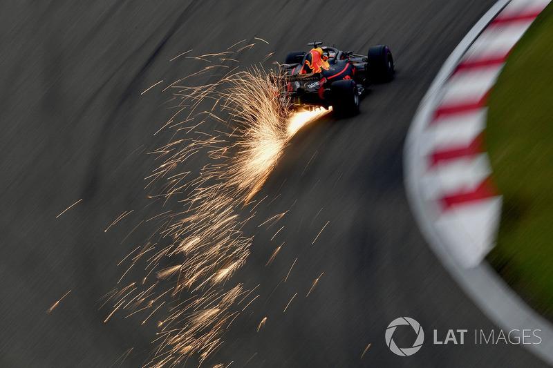 Chine - Daniel Ricciardo