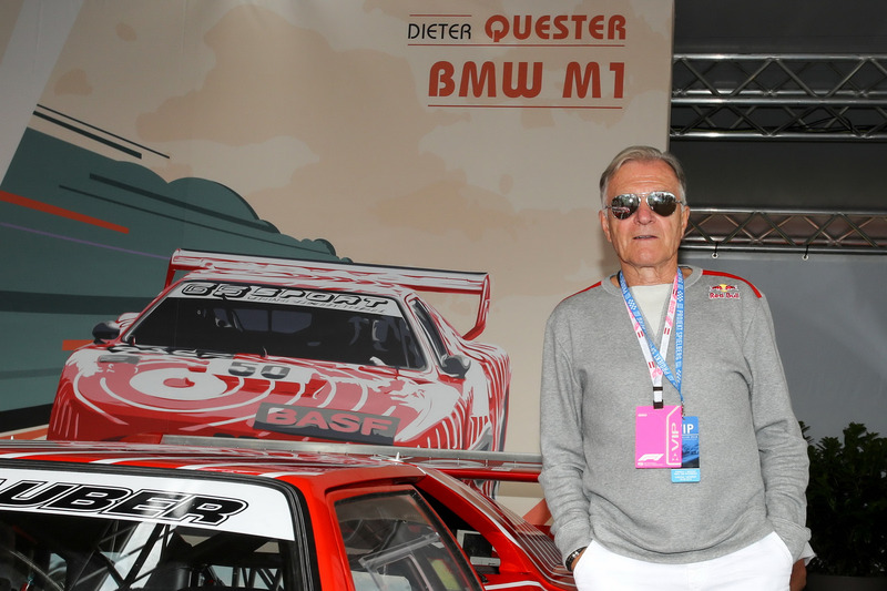Dieter Quester, BMW M1