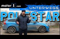 Volvo V60 Polestar 2018 | UNTERWEGS mit Daniel Hohmeyer