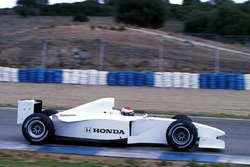 Jos Verstappen, Honda RA099