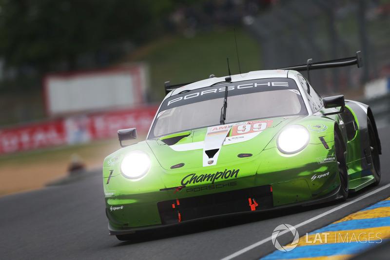59: #99 Dempsey Proton Competition Porsche 911 RSR: Patrick Long, Tim Pappas, Spencer Pumpelly, 3'54.720