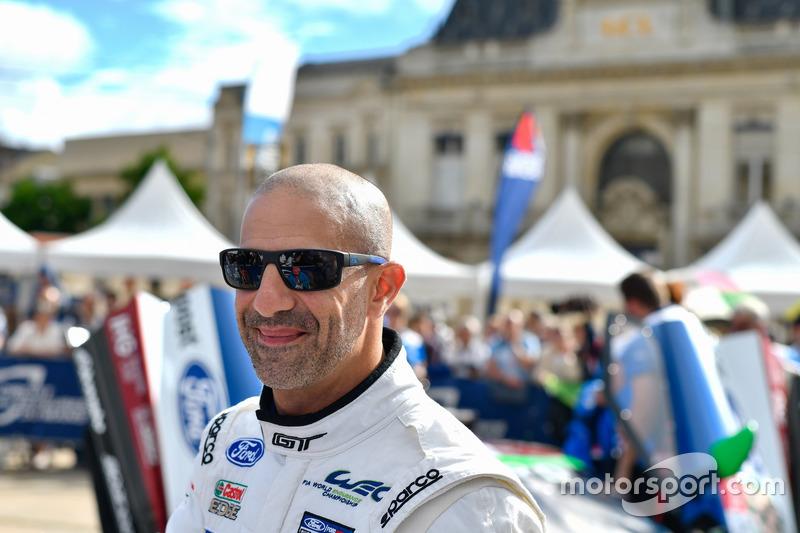 Tony Kanaan, Ford GT Chip Ganassi Racing