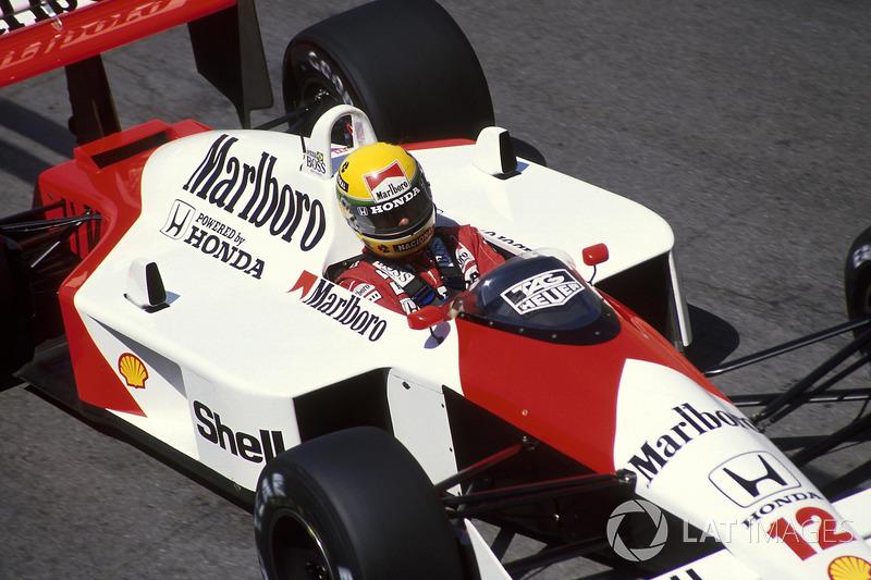 1988 Amerika: McLaren MP4/4