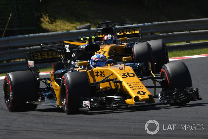 14 місце — Джоліон Палмер (Британія, Renault) — коефіцієнт 1501,00