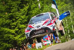 Jari-Matti Latvala, Toyota Yaris WRC