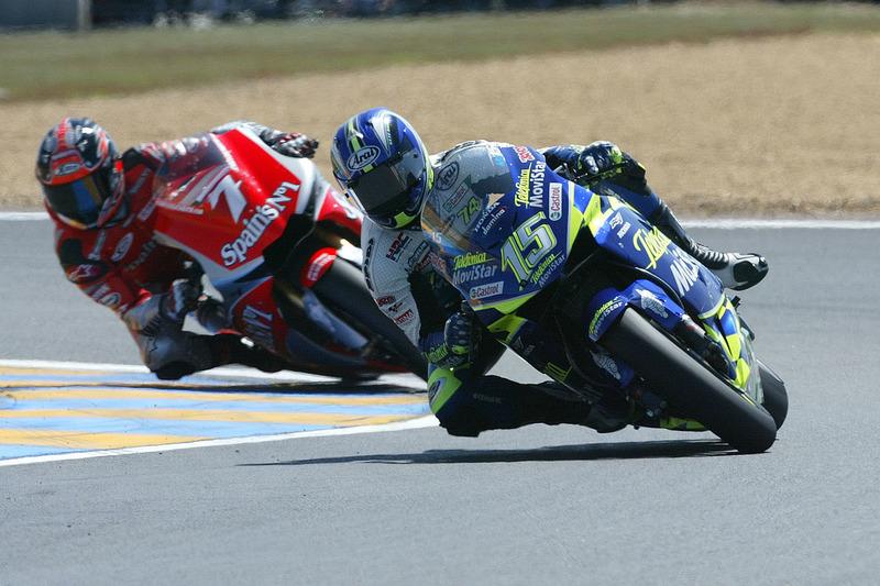 2004: Sete Gibernau, Honda RC211V