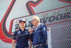 Макс Ферстаппен, Red Bull Racing, Олав Мол, комментатор Ф1 в Голландии