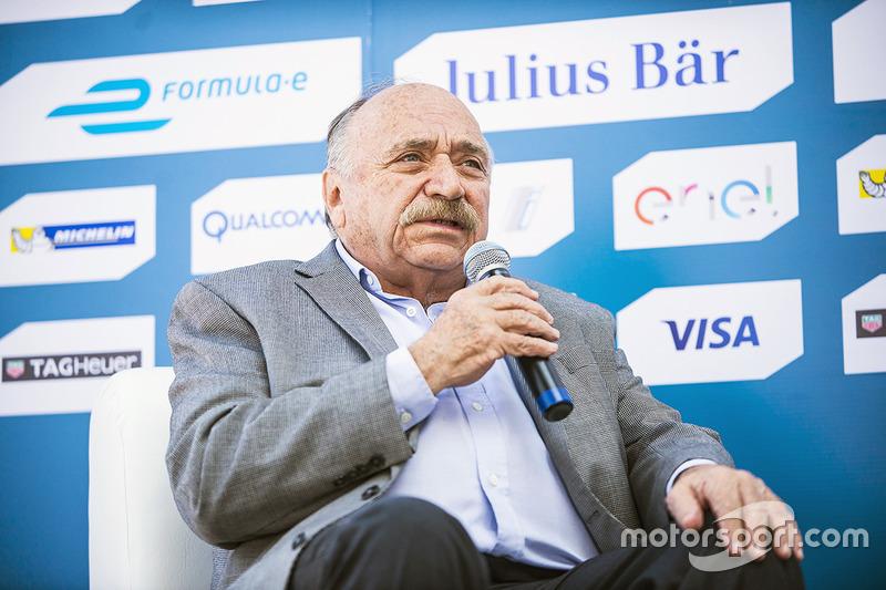 José Abed Vicepresidente de FIA