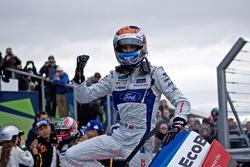 Harry Tincknell, Ford Chip Ganassi Racing dans le Parc Fermé