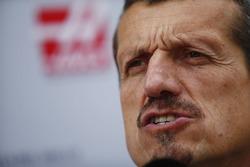 Guenther Steiner, Team Principal, Haas F1 Team
