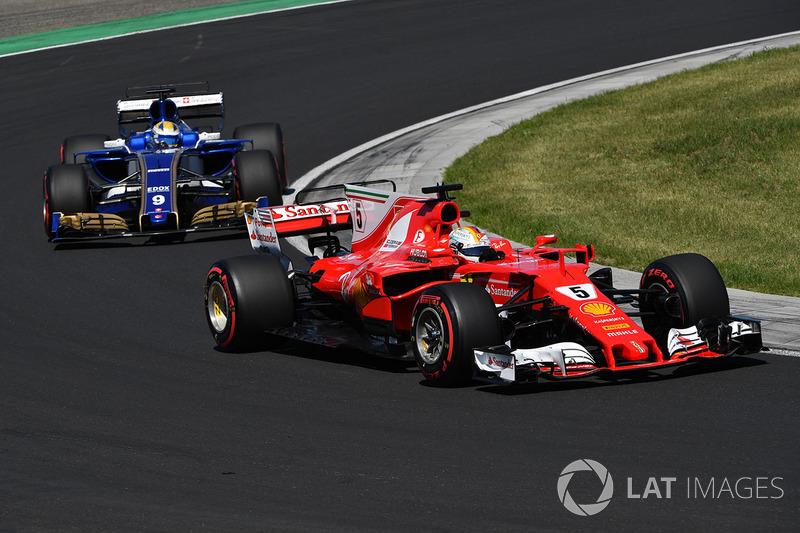 Sebastian Vettel, Ferrari SF70-H