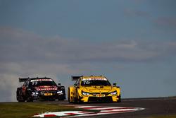 Timo Glock, BMW Team RMG, BMW M4 DTM y Marco Wittmann, BMW Team RMG, BMW M4 DTM
