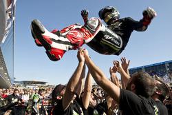 Jonathan Rea, Kawasaki Racing, Sieger Jerez 2015