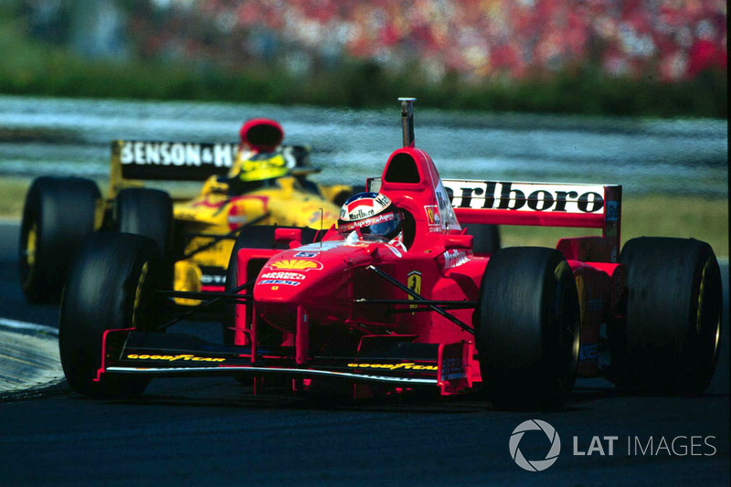 Гран При Венгрии 1997